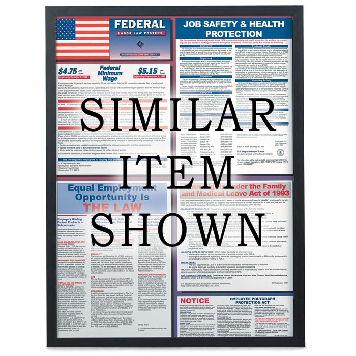 36 X 36 Changeable Poster Frame United Visual Products